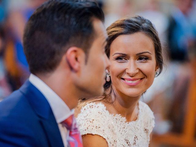 La boda de Héctor y Rocío en Villanueva De Gallego, Zaragoza 17