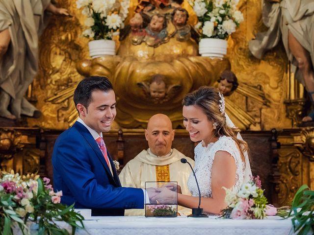 La boda de Héctor y Rocío en Villanueva De Gallego, Zaragoza 19