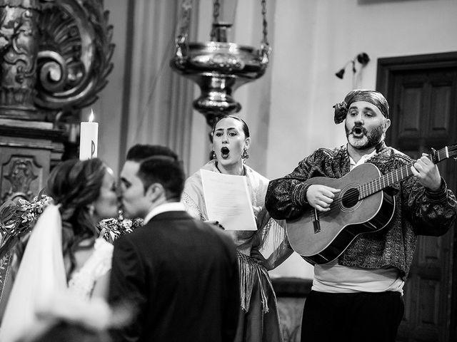La boda de Héctor y Rocío en Villanueva De Gallego, Zaragoza 21