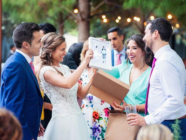 La boda de Héctor y Rocío en Villanueva De Gallego, Zaragoza 33