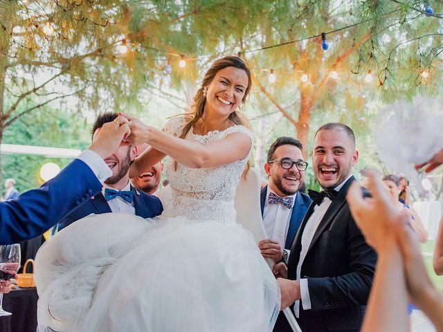 La boda de Héctor y Rocío en Villanueva De Gallego, Zaragoza 34
