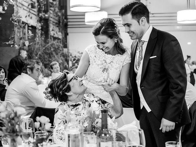 La boda de Héctor y Rocío en Villanueva De Gallego, Zaragoza 41