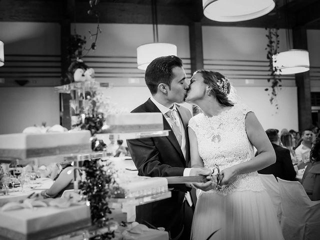 La boda de Héctor y Rocío en Villanueva De Gallego, Zaragoza 45