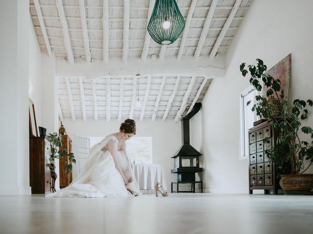 La boda de Alex y Andra en Burriana, Castellón 15