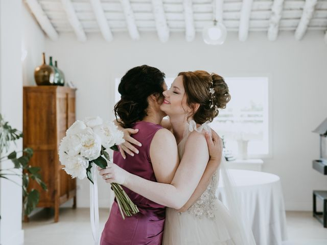 La boda de Alex y Andra en Burriana, Castellón 20