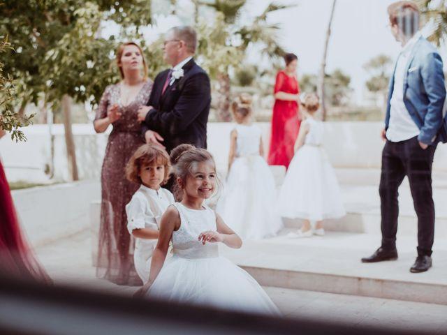 La boda de Alex y Andra en Burriana, Castellón 28