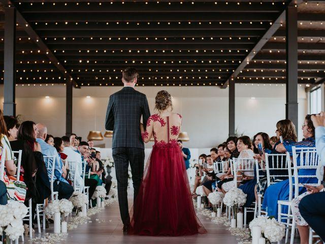 La boda de Alex y Andra en Burriana, Castellón 30