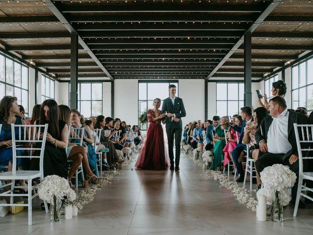 La boda de Alex y Andra en Burriana, Castellón 31
