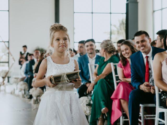 La boda de Alex y Andra en Burriana, Castellón 34