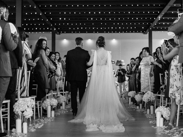 La boda de Alex y Andra en Burriana, Castellón 36