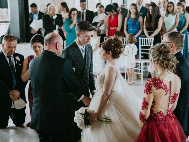 La boda de Alex y Andra en Burriana, Castellón 41