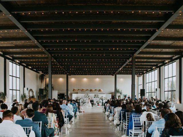 La boda de Alex y Andra en Burriana, Castellón 46