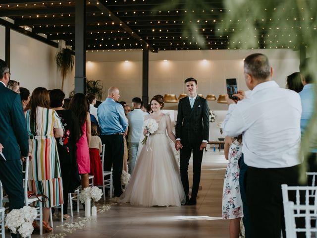 La boda de Alex y Andra en Burriana, Castellón 53