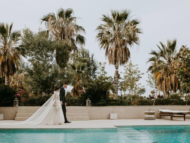La boda de Andra y Alex