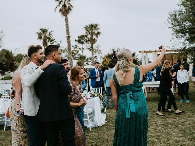 La boda de Alex y Andra en Burriana, Castellón 65