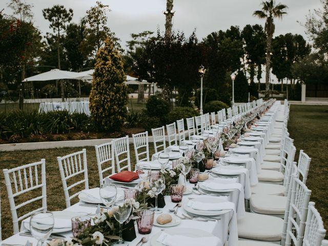 La boda de Alex y Andra en Burriana, Castellón 66