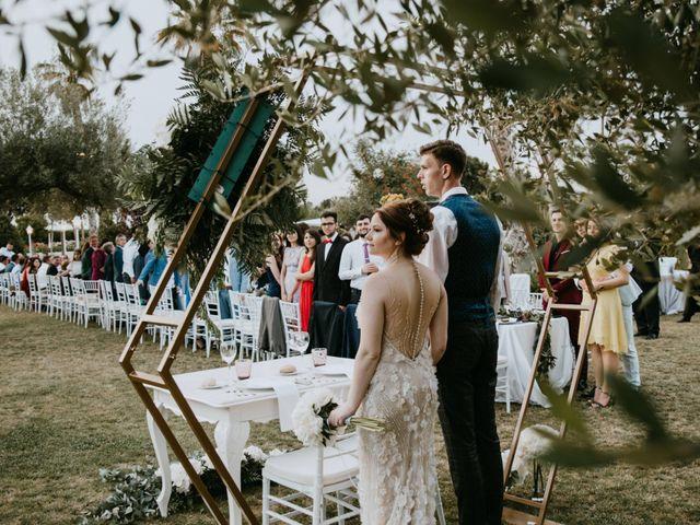 La boda de Alex y Andra en Burriana, Castellón 80