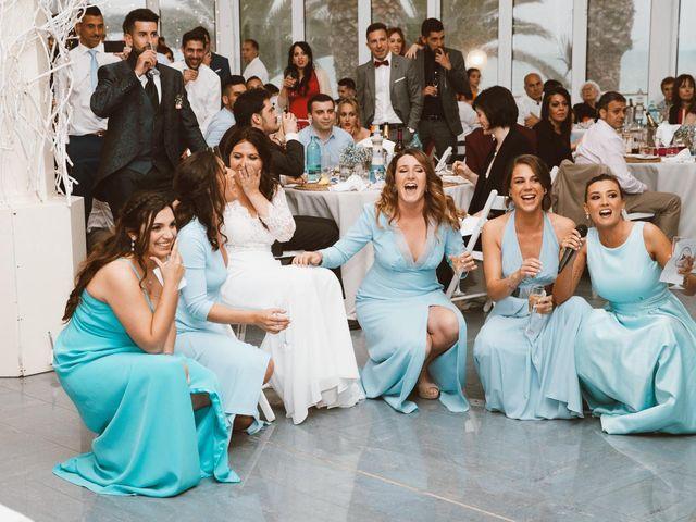 La boda de David y Maria en Vilanova I La Geltru, Barcelona 57