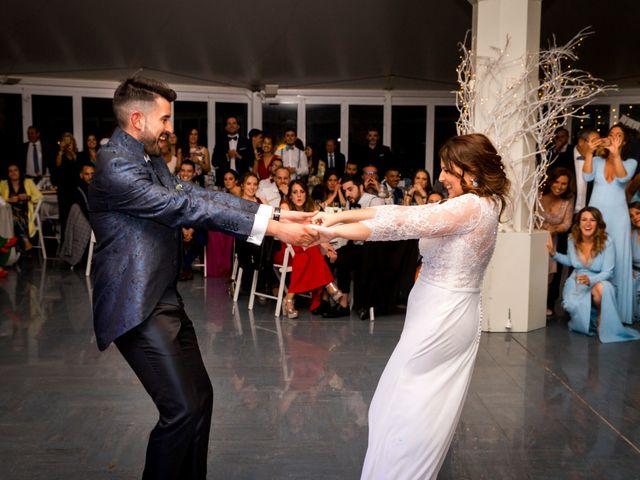 La boda de David y Maria en Vilanova I La Geltru, Barcelona 60