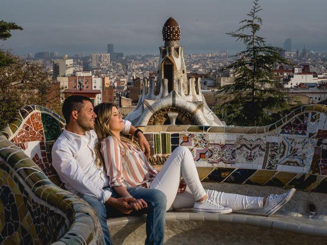La boda de Aaron y Laura en Sant Fost De Campsentelles, Barcelona 2