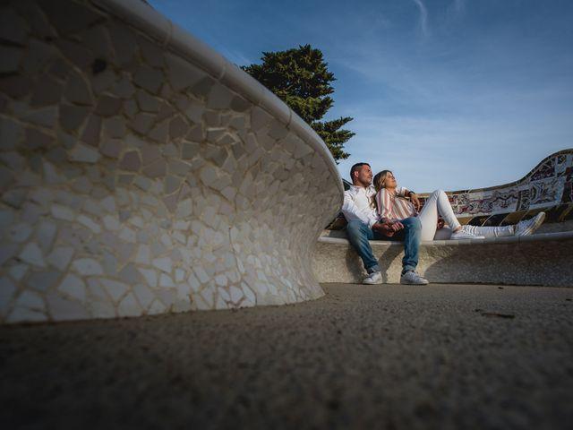 La boda de Aaron y Laura en Sant Fost De Campsentelles, Barcelona 3