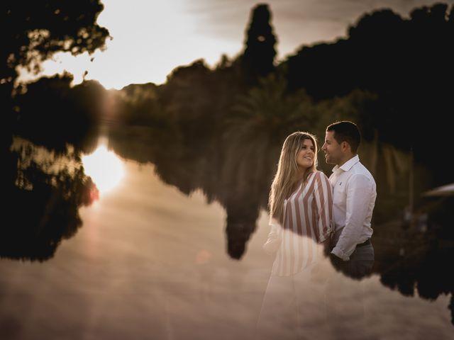 La boda de Aaron y Laura en Sant Fost De Campsentelles, Barcelona 6