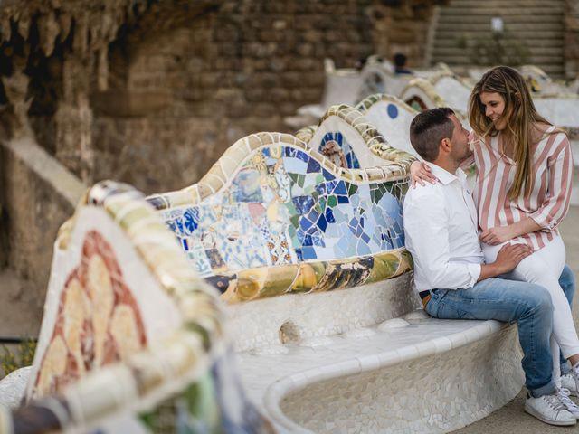 La boda de Aaron y Laura en Sant Fost De Campsentelles, Barcelona 7
