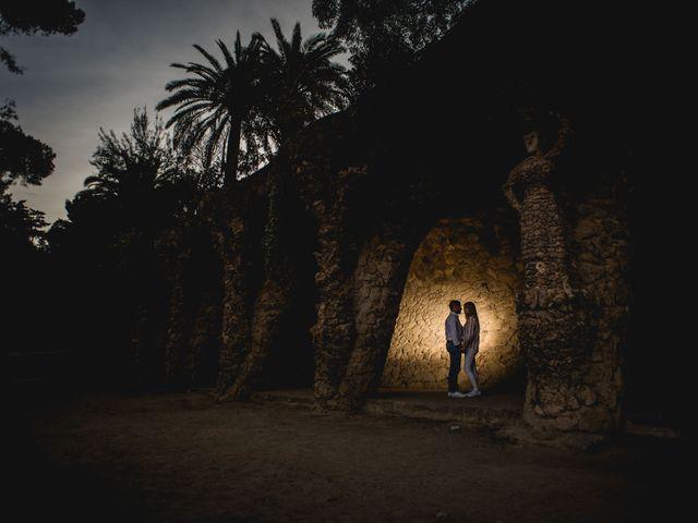 La boda de Aaron y Laura en Sant Fost De Campsentelles, Barcelona 8