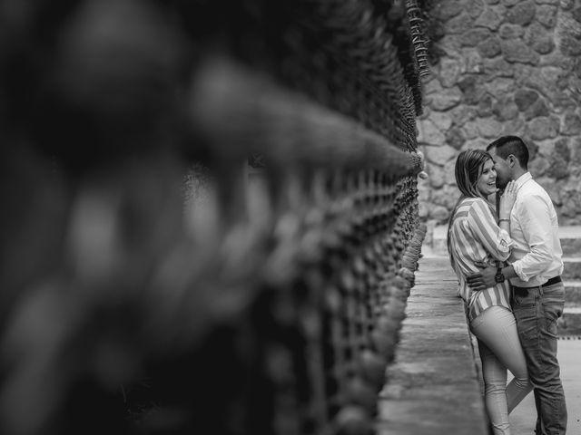 La boda de Aaron y Laura en Sant Fost De Campsentelles, Barcelona 9