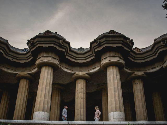 La boda de Aaron y Laura en Sant Fost De Campsentelles, Barcelona 11