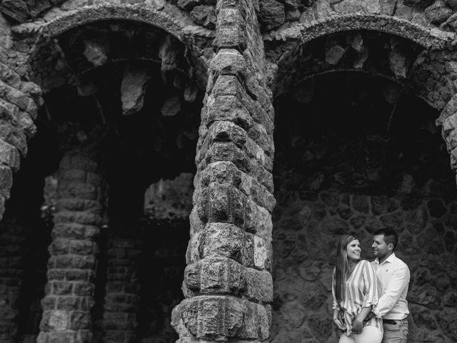 La boda de Aaron y Laura en Sant Fost De Campsentelles, Barcelona 13