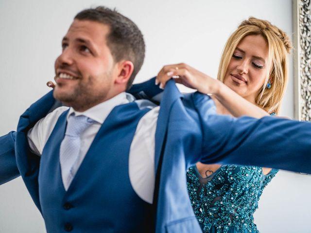 La boda de Aaron y Laura en Sant Fost De Campsentelles, Barcelona 17