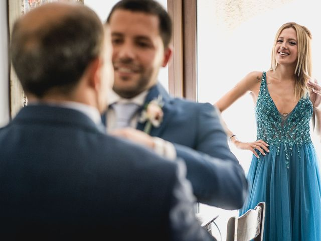La boda de Aaron y Laura en Sant Fost De Campsentelles, Barcelona 19