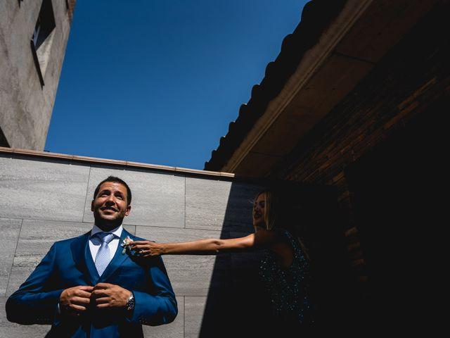 La boda de Aaron y Laura en Sant Fost De Campsentelles, Barcelona 22