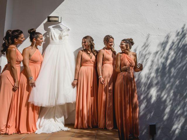 La boda de Aaron y Laura en Sant Fost De Campsentelles, Barcelona 25