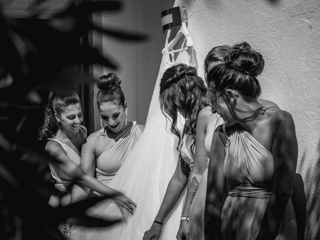 La boda de Aaron y Laura en Sant Fost De Campsentelles, Barcelona 26
