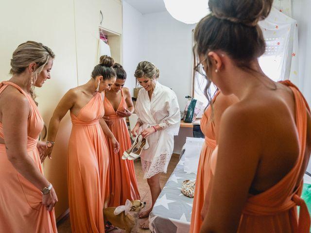 La boda de Aaron y Laura en Sant Fost De Campsentelles, Barcelona 28