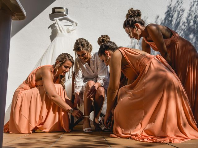 La boda de Aaron y Laura en Sant Fost De Campsentelles, Barcelona 29