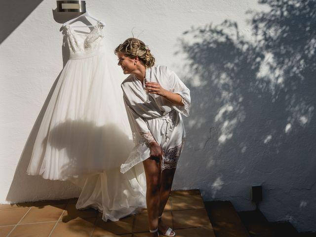 La boda de Aaron y Laura en Sant Fost De Campsentelles, Barcelona 31