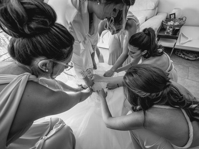 La boda de Aaron y Laura en Sant Fost De Campsentelles, Barcelona 32