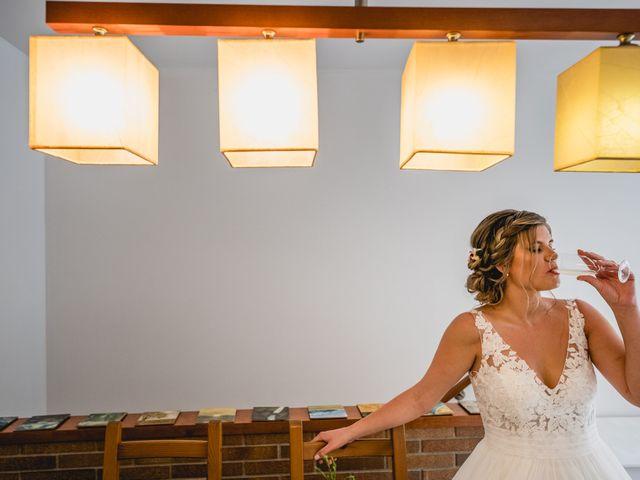 La boda de Aaron y Laura en Sant Fost De Campsentelles, Barcelona 37