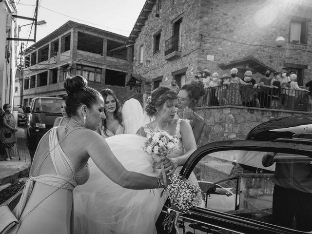 La boda de Aaron y Laura en Sant Fost De Campsentelles, Barcelona 41