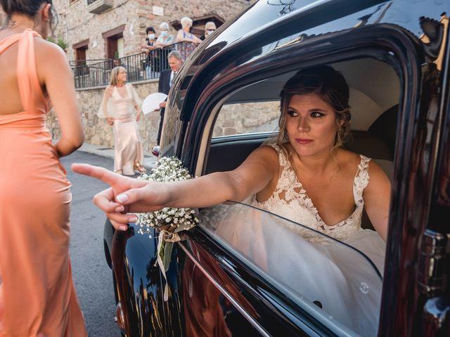 La boda de Aaron y Laura en Sant Fost De Campsentelles, Barcelona 43