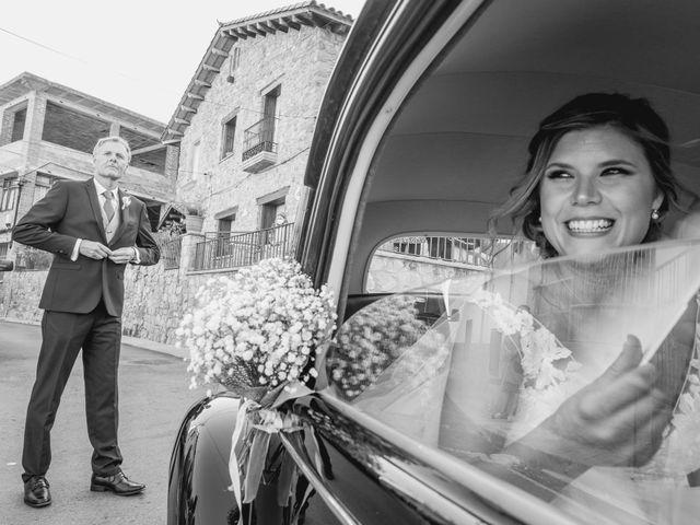 La boda de Aaron y Laura en Sant Fost De Campsentelles, Barcelona 44