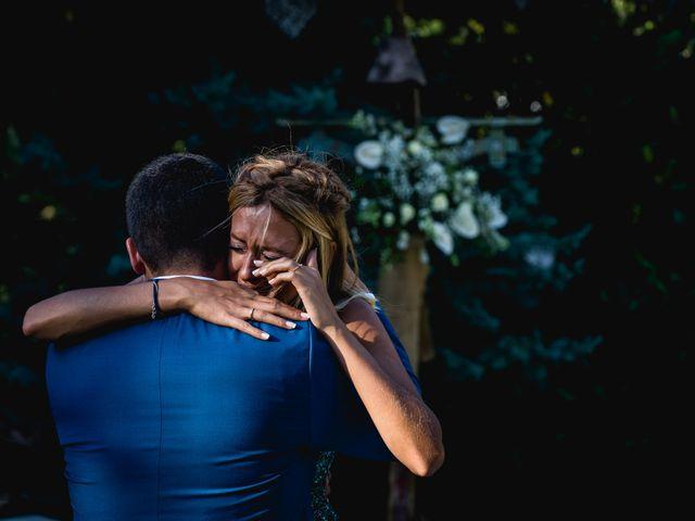La boda de Aaron y Laura en Sant Fost De Campsentelles, Barcelona 46