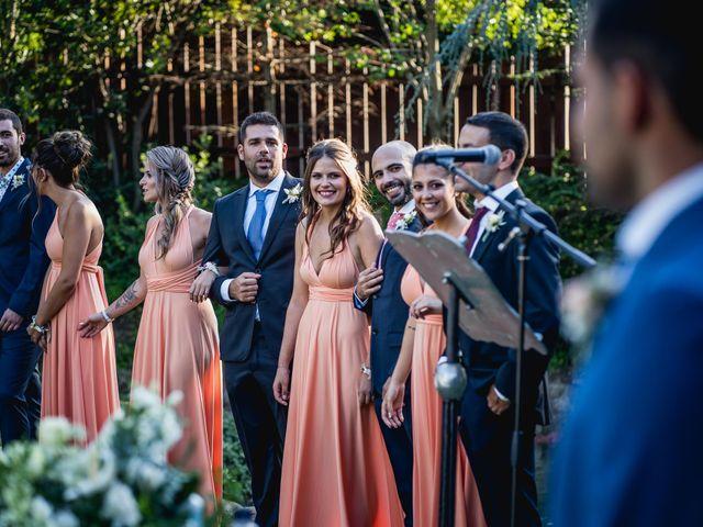 La boda de Aaron y Laura en Sant Fost De Campsentelles, Barcelona 48