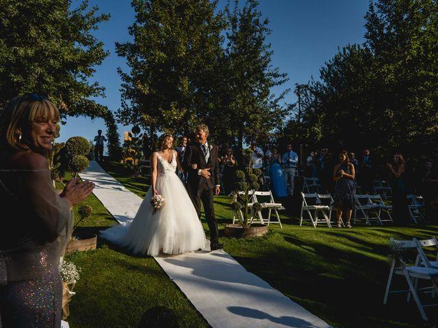 La boda de Aaron y Laura en Sant Fost De Campsentelles, Barcelona 52
