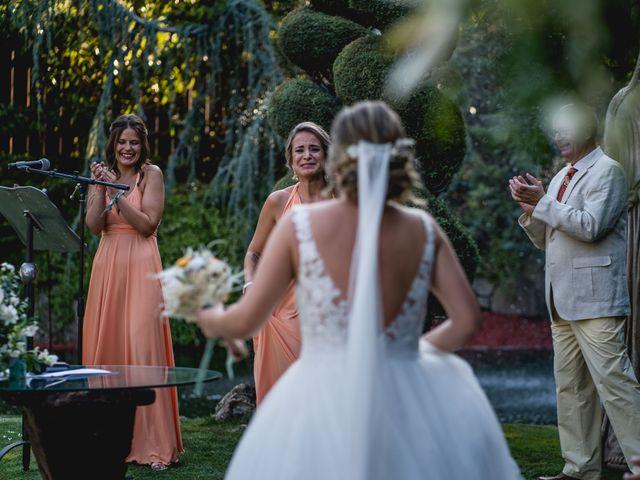 La boda de Aaron y Laura en Sant Fost De Campsentelles, Barcelona 57