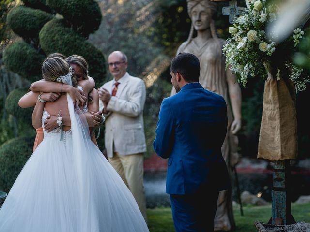 La boda de Aaron y Laura en Sant Fost De Campsentelles, Barcelona 58
