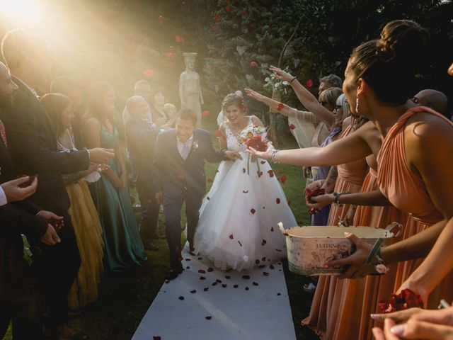 La boda de Aaron y Laura en Sant Fost De Campsentelles, Barcelona 1